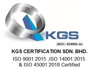 Robtek KGS Certification